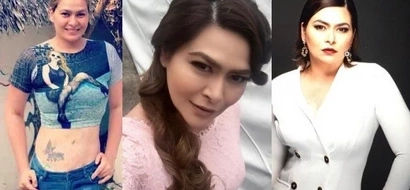 Aiko Melendez converts unbelievers by flaunting a slimmed-down figure