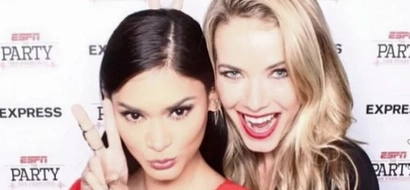 Miss USA arrives in Ph; Why she is Pia's best friend