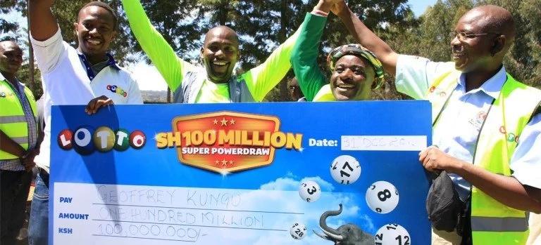 Lotto Kenya