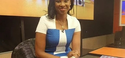 Amazing photos of Citizen TV presenter Kanze Dena before the fame