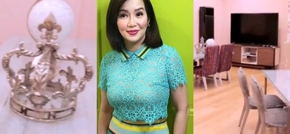 Kris Aquino proudly shows off her 'queendom'
