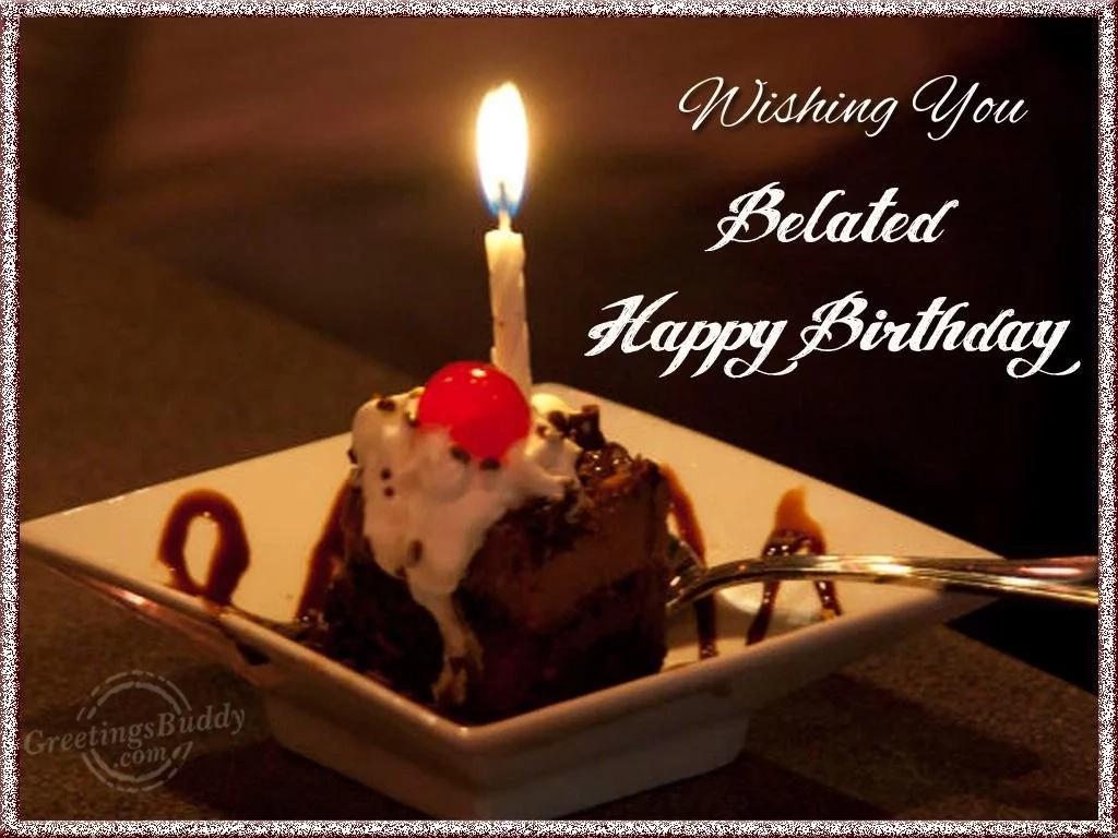 Funny Happy Belated Birthday Wishes Tuko.co.ke