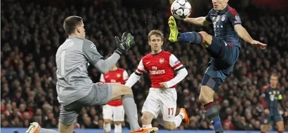 Arsenal, Barcelona To Square Out - Champions League Fixtures
