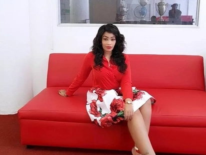 Throwback photos of Diamond's wife Zari Hassan before the fame and money