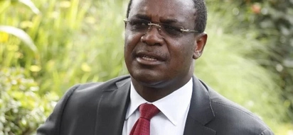 Nairobi govenor Evans Kidero taken to court