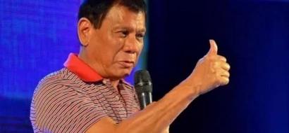 Duterte: lock congress if corruption persists