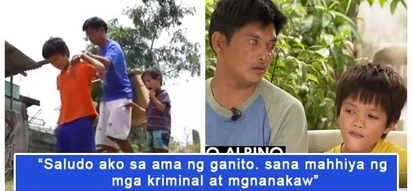 Yan ang super tatay! PWD dad single-handedly raised 6 children despite being blind