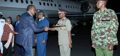 President Uhuru To Hire And Fire Police Bosses - Bill
