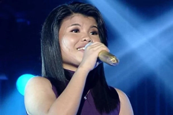 Pauline Agupitan covers classic international hit