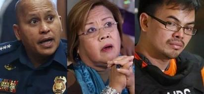 Mamamatay raw si Kerwin! Senator De Lima predicts gruesome death of Kerwin Espinosa