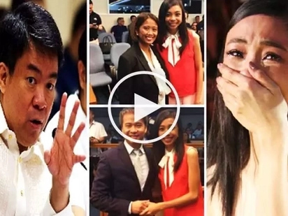 Maymay Entrata receives shocking message from Senator Koko Pimentel! Find out what it is!