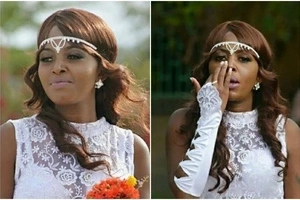 After finding out during wedding her husband cheated, gospel singer proposes to new boyfriend