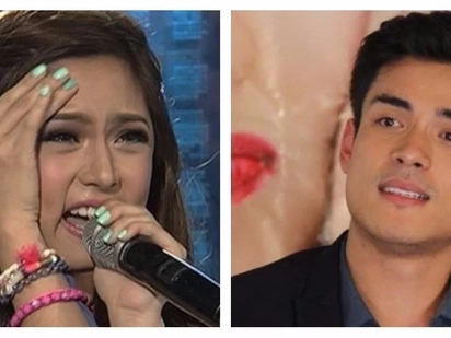 Sinagot na ang tsismis! Kim Chiu opens up to Boy Abunda about rumors that she has a rift with Xian Lim