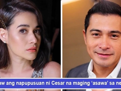 Si Bea daw ang bagong pinupuntirya? Cesar Montano eyes Bea Alonzo to be his 'wife' in new film