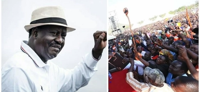 Odinga tells off foreign governments over sanction threats, insists on taking oath