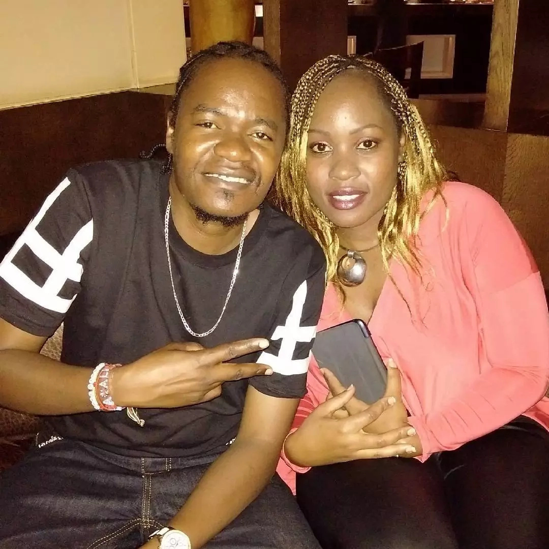 Is Jua Cali's wife expecting another baby?