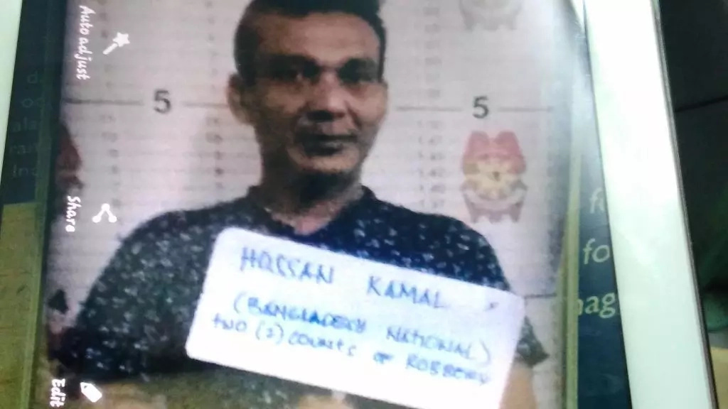 Bangladeshi nationals arrested in Pasay City