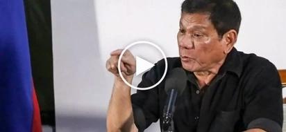 Malaking himala! Duterte nangako sa Diyos na hindi na siya magmumura