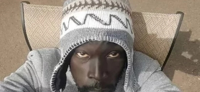 Hilarious! See how this South Sudan minister dresses