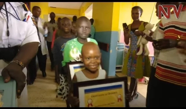 This institute cures 5 children of CANCER (photos, video)