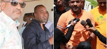 Joho's friend Mvita MP hits the gym and the transformation is incredible (photo)