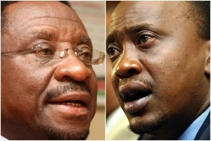 Why ODM senator James Orengo wants President Uhuru arrested