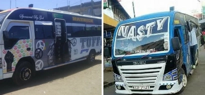 2 of the safest matatu Sacco's in Nairobi that you would love to ride in (photos)