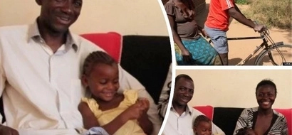 Is this miracle? HIV-positive couple gave birth to 3 kids who are all HIV-free and here is why (photos)