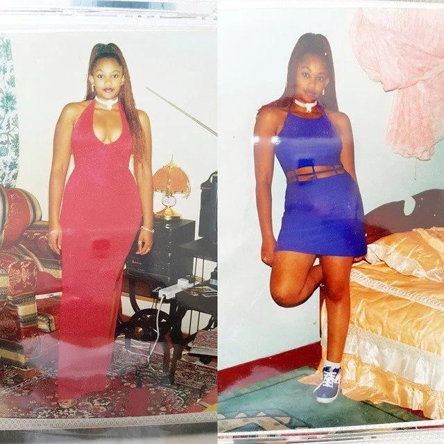 Picha za AWALI za mke wa Staa wa Bongo Diamond Platinumz' zaibuka. Ni mtu tofauti