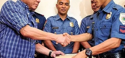 Duterte to bring change in PNP