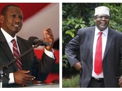DP Ruto is not in your class - Miguna told after claiming the DP was politically dead