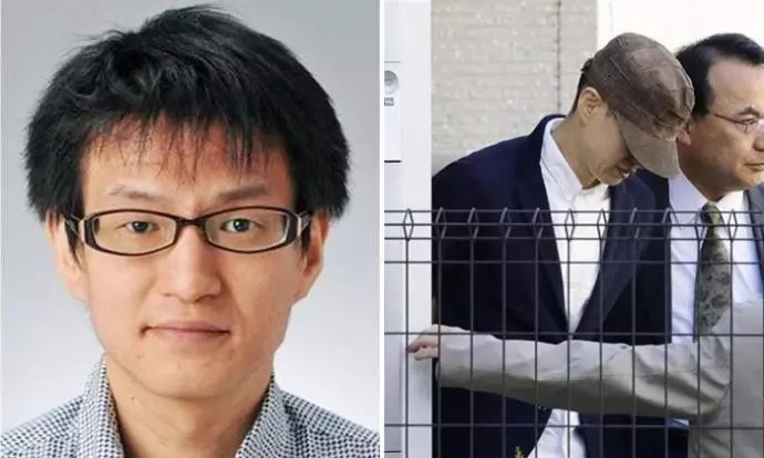 Jung-Hyun was arrested for allegedly killing his wife. (Photo credit: Stomp)