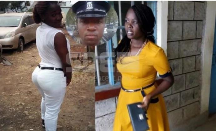 2 mpango wa kando women fight over married Embakasi OCS