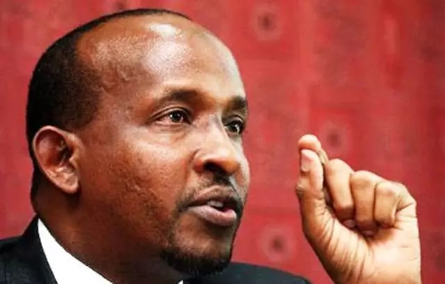 Boost for Farah Maalim