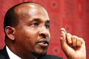 Duale reacts after Amina lost the AU election and you won't believe who he is blaming for the loss