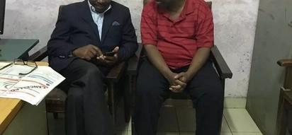 David Ndii aonekana kwa mara ya kwanza baada ya kukamatwa na polisi