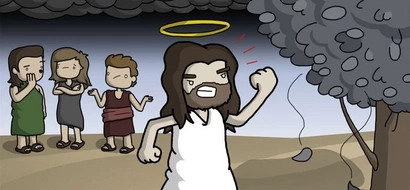 Can These 14 Moments In The Bible Be Considered The Weirdest?