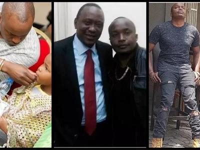 The little amount singer Jaguar earned before he was friends with Uhuru Kenyatta