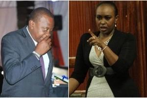 Uhuru amjibu MWANAHABARI maarufu aliyeukosoa mradi wake wa SGR