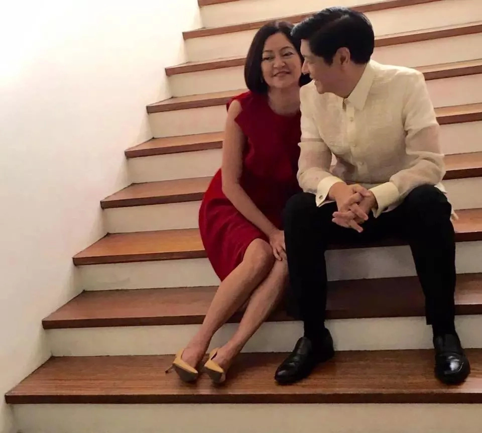 Bongbong Marcos greets wife with a sweet birthday message