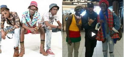 H_art the Band's hilarious star struck ordeal in diaspora will get Matiang'i asking questions