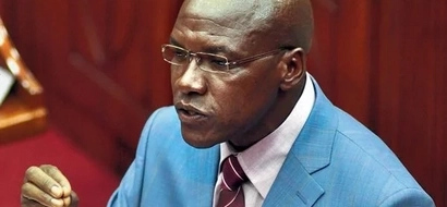 Calm Kidero Or I Lead Mass Exodus, Khalwale Tells CORD After Hiding In Toilet