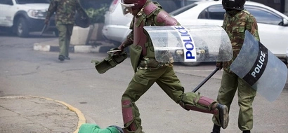 The mysterious dead protester in the CORD demos