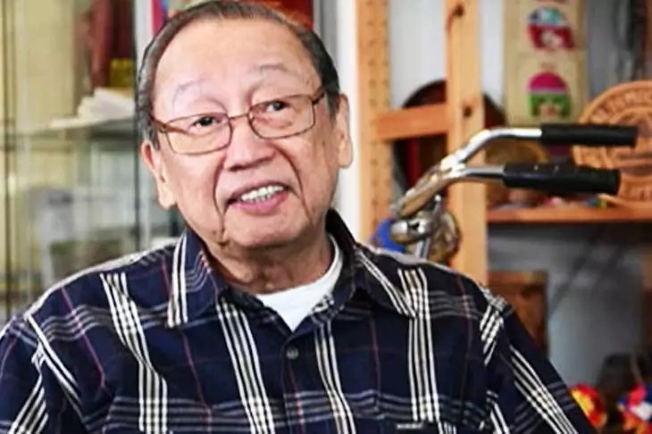 Joma Sison says yes to honeymoon with Duterte