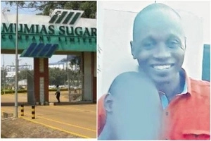 Drama as another woman claims to be the REAL wife of slain Mumias boss