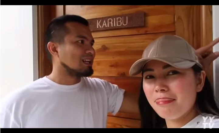 Yeng Constantino and Hubby Tours Fans in Their Home Sweet Home
