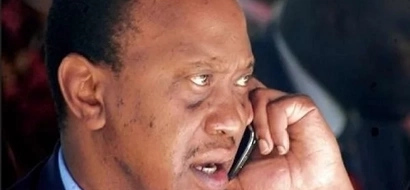Ruto is not trusted, Uhuru told in a phone call