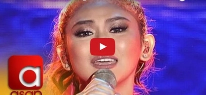WATCH: Sarah G ends birthday week in ASAP with a fierce number
