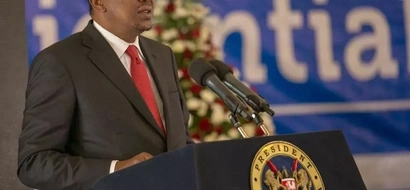 Uhuru's message to CORD after suspending anti-IEBC protests