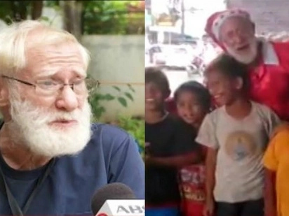 American teacher who travels around the world to preach about Jesus is now in Palawan